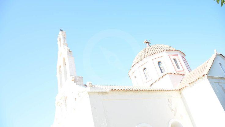 Η εκκλησία του Αγίου Γεωργίου βρίσκεται μέσα στην Μονή Αρσανίου λίγο νότια της περιοχής Σταυρωμένο, ανατολικά του Ρεθύμνου.