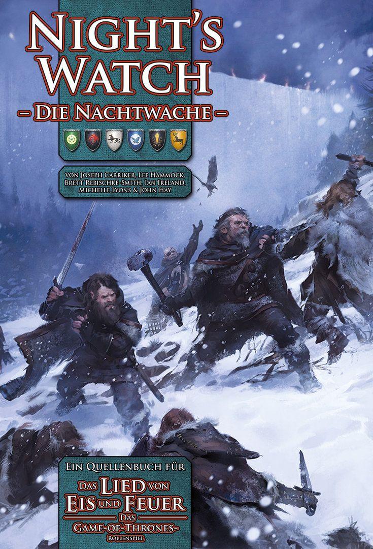 Nights Watch - Die Nachtwache - Sphärenmeisters Spiele