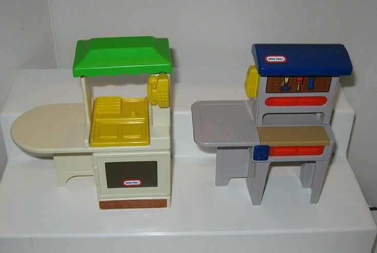 Little Tikes Dollhouse Furniture Lot Tool Bench Kitchen Angie 39 S Wishlist Pinterest
