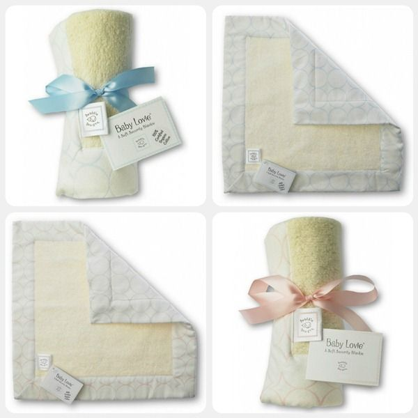 "doudou ""eco friendly"" morbido e ideale per le coccole.  Eco friendly comforter by SwaddleDesigns"