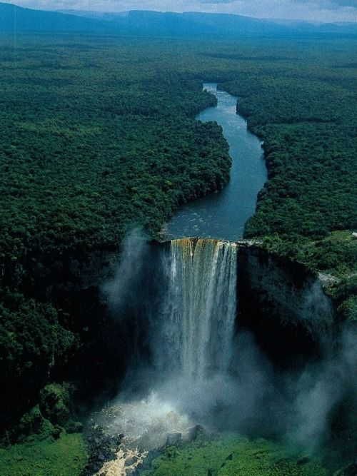 waterfall: Bucket List, Favorite Places, Waterfalls, Nature, South America, Beautiful Places, Amazing Places, Travel