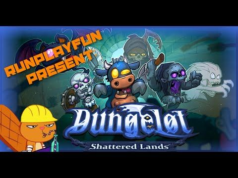 Прохождение Dungelot Shattered Lands - Эх Dungelot эх Подлец)