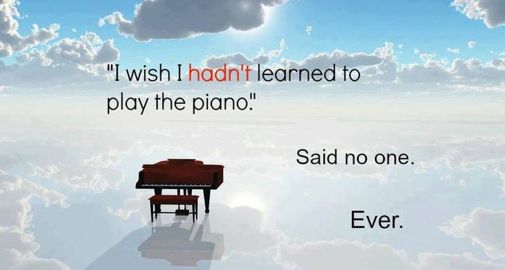 you i learned to play: