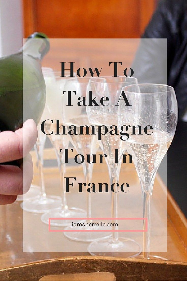 Travel: Champagne Tour - Sherrelle
