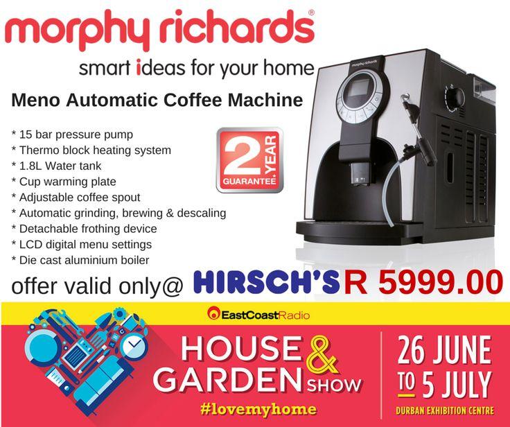Meno Automatic Coffee Machine