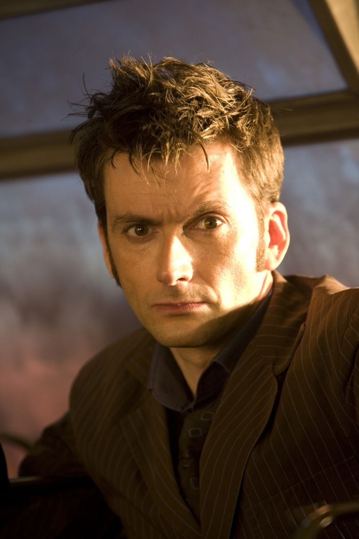 Dr Who David Tennant | FORMER Time Lord David Tennant rocks a white frock black wig and veil ...