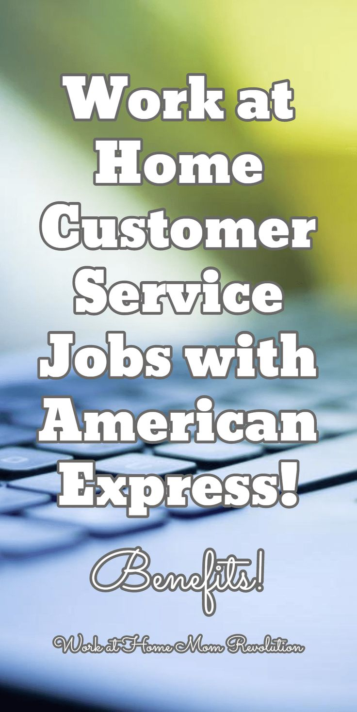 cover letter for client services%0A American Express HomeBased Customer Service Jobs