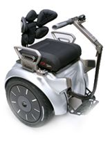 Genny : the wheelchair evolved from Segway that all mobility impaired persons dream to have... except it's out for sale now !