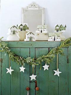 #Vintage #Christmas Decor  @thedailybasic ♥♥♥