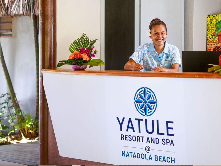 Yatule Beach Resort Fiji Pool View Room