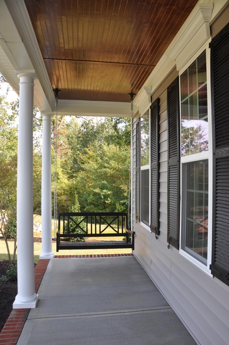 New Front Porch Ideas