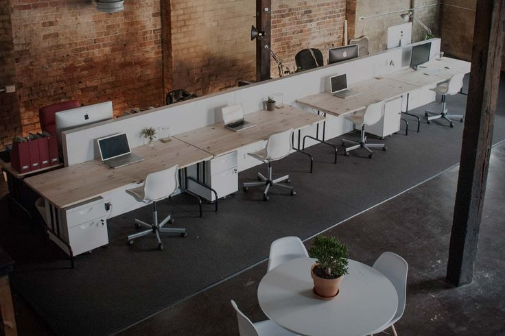The Commune communal creative workspace