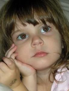 Caylee Marie Anthony (August 9, 2005 – 2008) was a two-year-old American girl who lived in Orlando, Florida with her mother, Casey Marie Anthony, and her maternal grandparents, George and Cindy Anthony. On July 15, 2008, she was reported missing to 9-1-1 by Cindy, who said she had not seen Caylee for 31 days and that Casey's car smelled like a dead body had been inside it. Cindy said Casey had given varied explanations as to Caylee's whereabouts. more on Wikipedia... GONE BUT NOT…