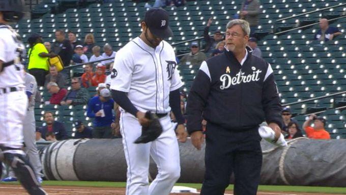 Aníbal Sánchez no ingresará a la lista de lesionados de Detroit tras golpe #Beisbol #Deportes