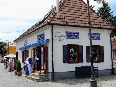 Visite de Szentendre en bus - 31 EUR
