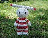 Selknam Spirit Kotaix doll - Amigurumi doll, Crochet doll, Stuffed toy, Hand knitted doll. Hain, selknam amigurumi, chilean native people