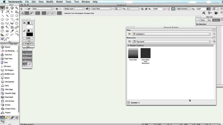 Purging Your Document in Vectorworks_Aufräumen(Deutsch)