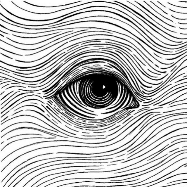 eye drawing глаз