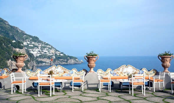 Hotel San Pietro Positano
