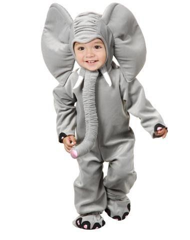 Disfraz De Elefante Para Bebes Y Niños, Envio Gratis - $ 1,800.00