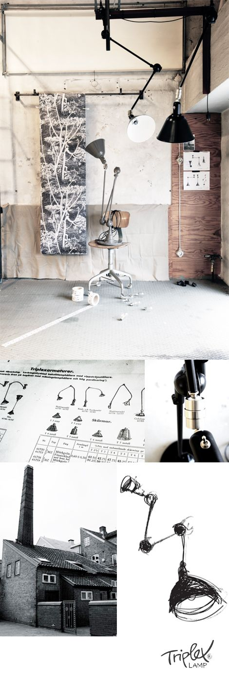 Triplex Lamp by Mackapär - swedish design back in production