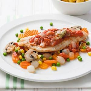 Recept - Franse visschotel uit de oven - Allerhande