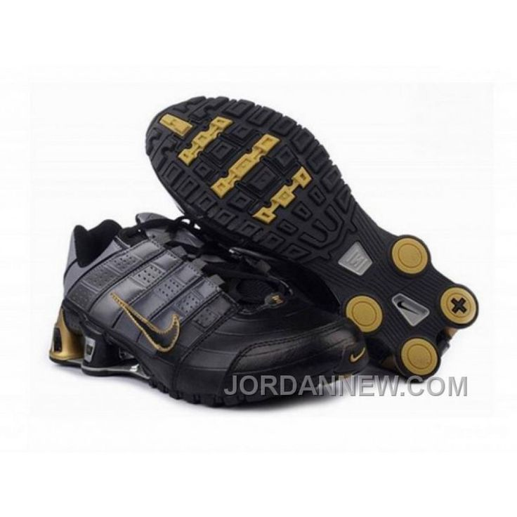 Men's Nike Shox NZ Shoes Black/Yellow Online4    4  , Price: $79.17 - Air Jordan Shoes, Michael Jordan Shoes - JordanNew.com