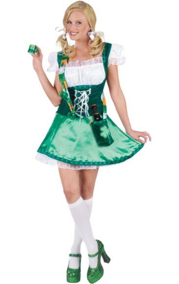 Sexy Irish Costume
