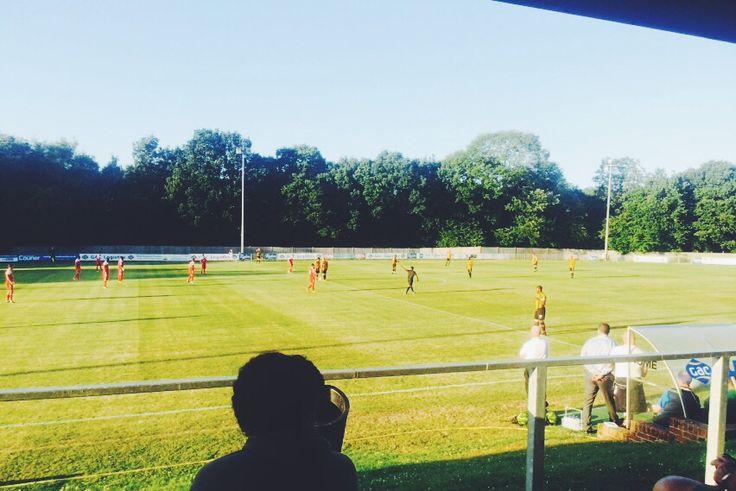 East Grinstead Town vs Whitehawk