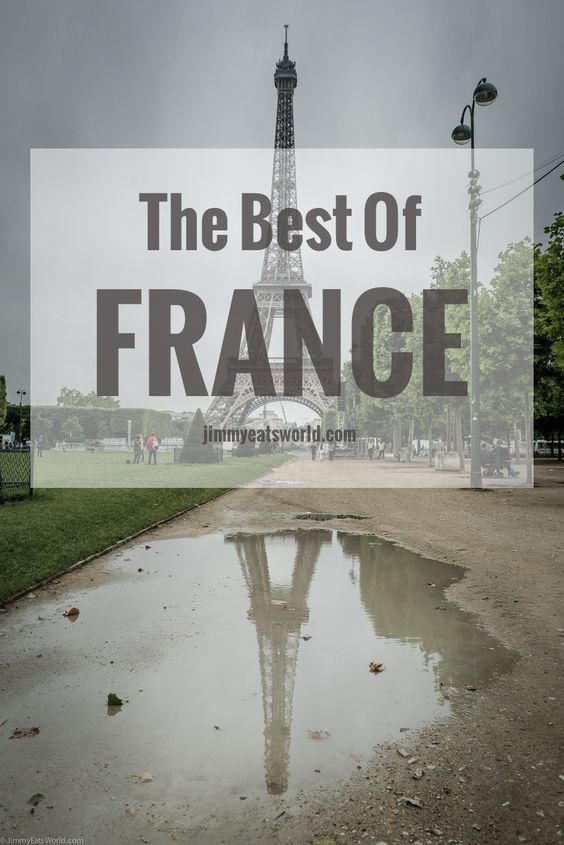 My favourite images of France, from Paris to Provence.