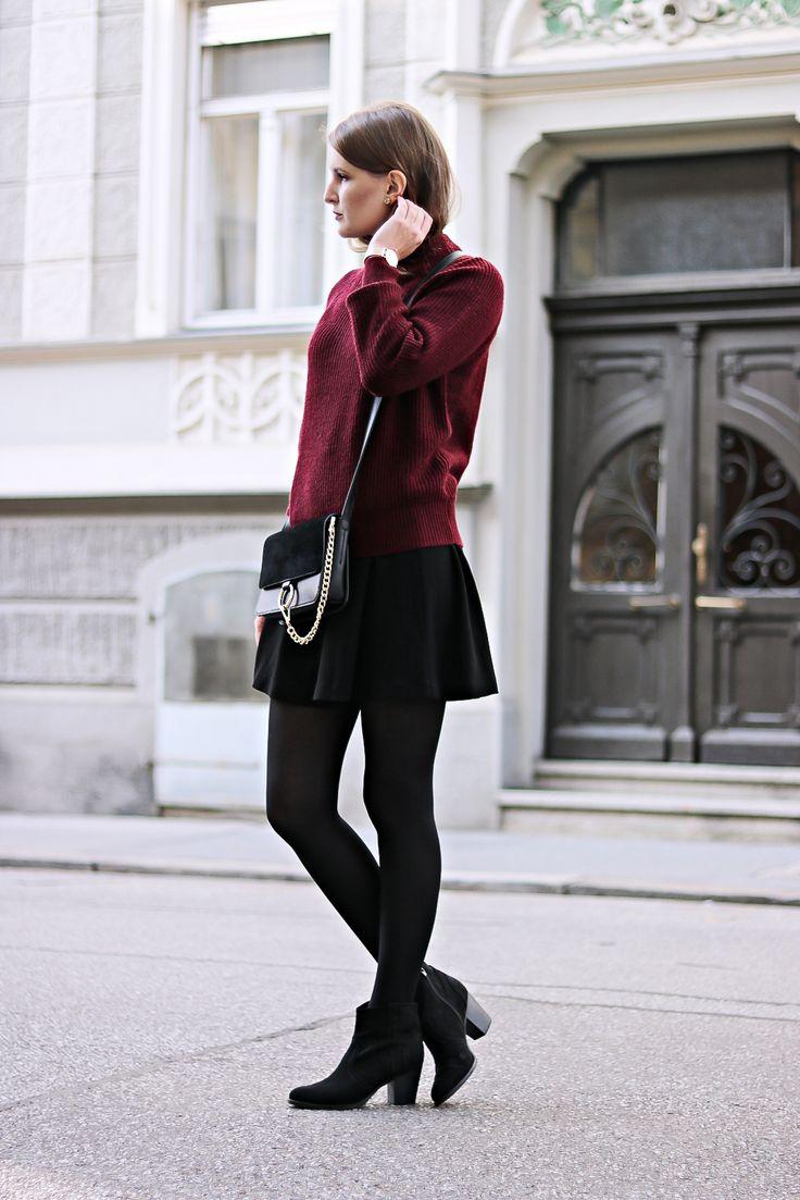 Trendfarbe Rot – welcher Rotton passt zu mir? Bestimme deinen Farbtyp und finde heraus welche Farben dir am besten stehen.