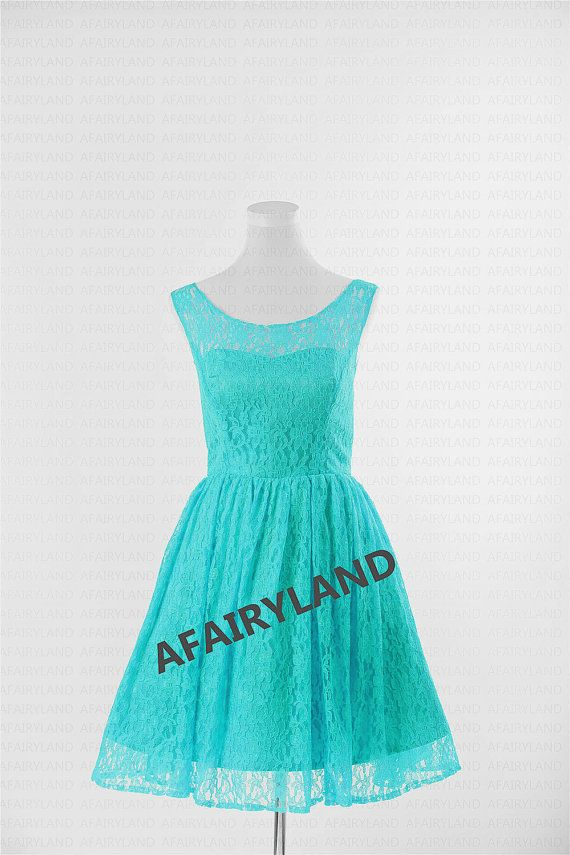 Chiffon bridesmaid dress party dress in by AFairyland on Etsy, $86.00