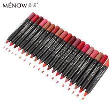 19 Cores Disponíveis kissproof menow batom matte batom maquiagem À Prova D' Água lápis labial para mulheres sexy batom venda quente x 1 pc alishoppbrasil