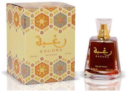 Raghba Arabic Perfume For Unisex 100ml - Eau de Parfum, price, review and buy in Dubai, Abu Dhabi and rest of United Arab Emirates   Souq.com