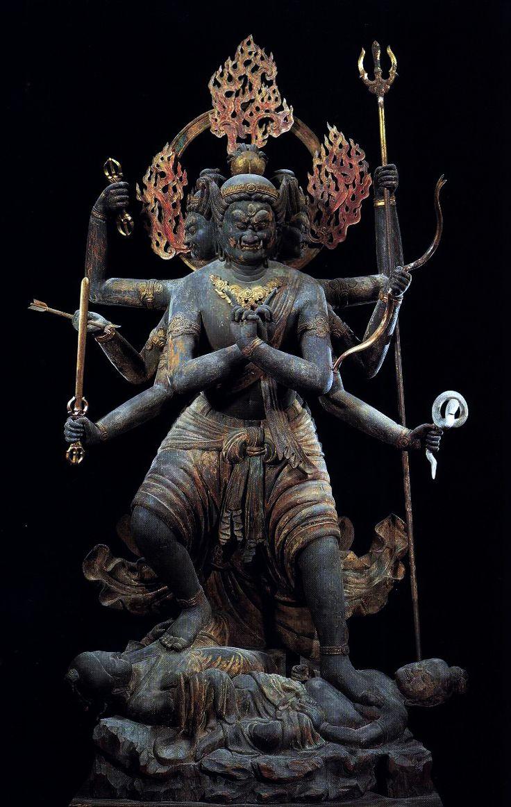 King Yasha Ming - One of the later Sansei Ming Wang (National Treasure) Great…