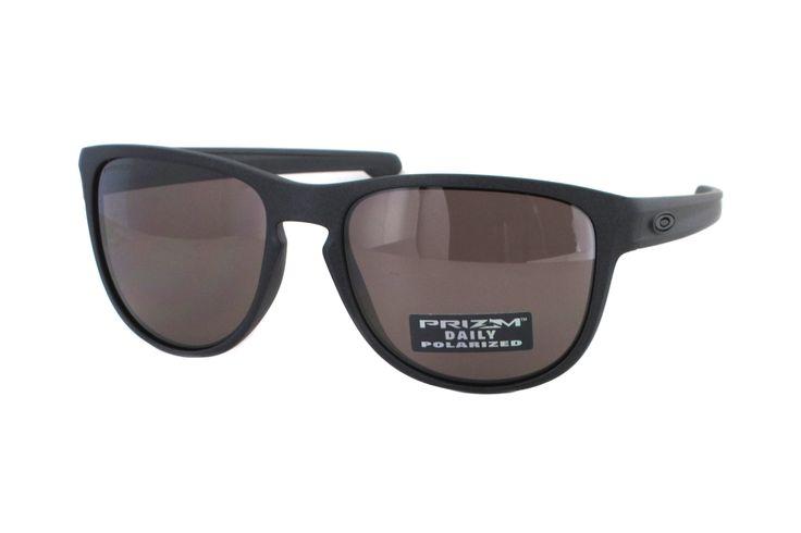 Oakley Silver R OO9342 08 Sonnenbrille in steel | Manche Sonnenbrillen schützen Ihre Augen, andere schützen Ihr Image. Oakley-Sonnenbrillen schützen Beides. Ein Stil für jeden Geschmack, mit der Technologie für jeden Bedarf. Sonnenbrillen für jede Situation.Gönnen Sie sich eine...