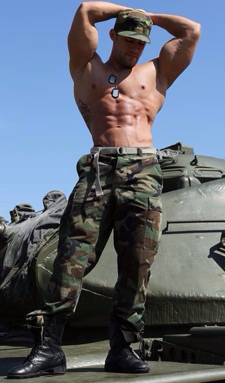 A SOLDIER...A BEAUTYimage VISIT & FOLLOW FOR RED BEAUTY http://egerr8.tumblr.com/ http://www.pinterest.com/egerr8