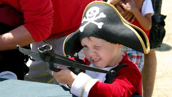 Ahoy! Talk Like a Pirate Day is today, and ye need to be sure yer in a Jolly…