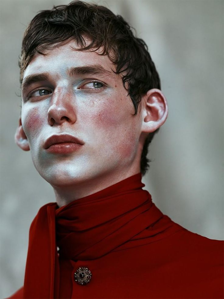 Boycott Features Gucci Fall 2015 Menswear – Caitlin Cullimore