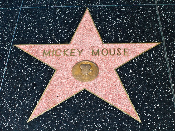 Even Cartoons are Included in Hollywood's Walk of Fame