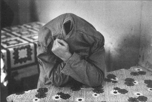 Raymond Depardon, photos prises dans un asile.