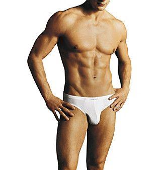 Calvin Klein Men's Micro-Modal Bikini Briefs