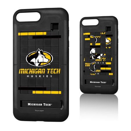 Michigan Technological University iPhone 7+ Puzzle Case