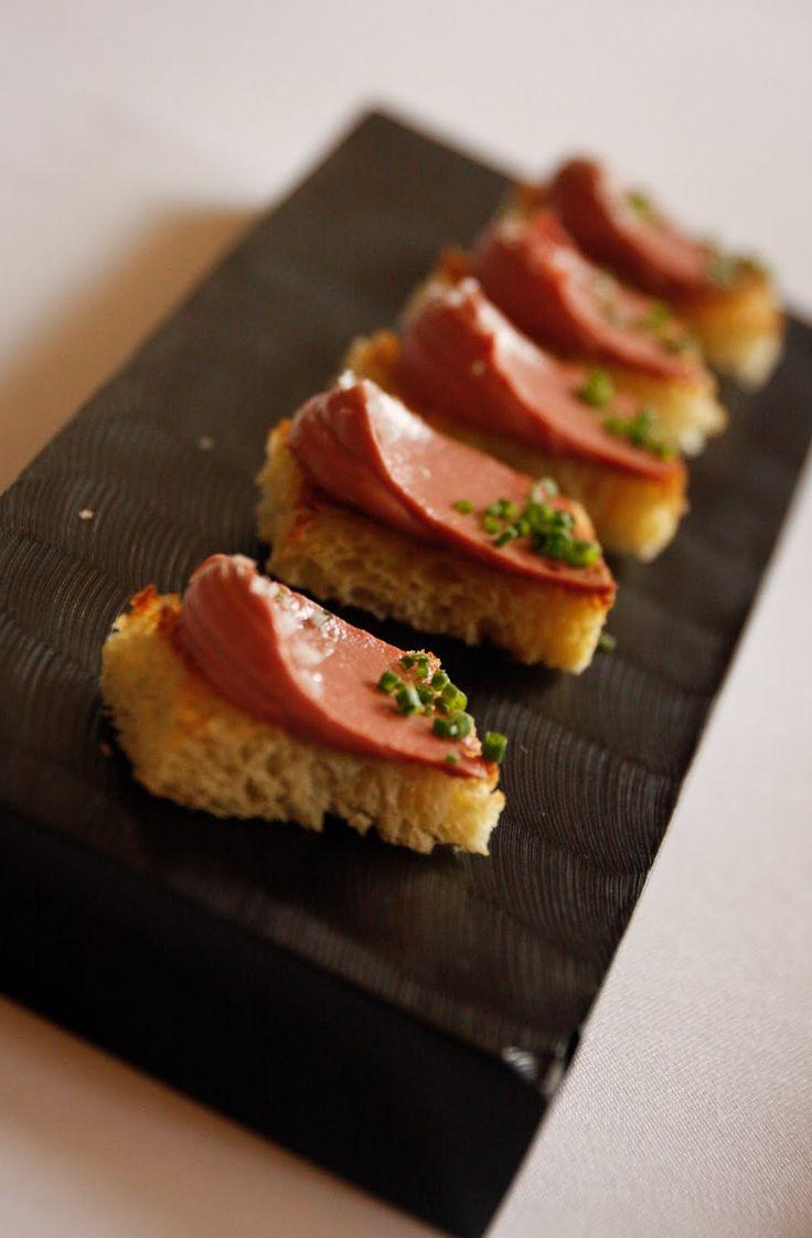 ... on Pinterest | Cornbread stuffed jalapenos, Raw tuna and Smoked salmon