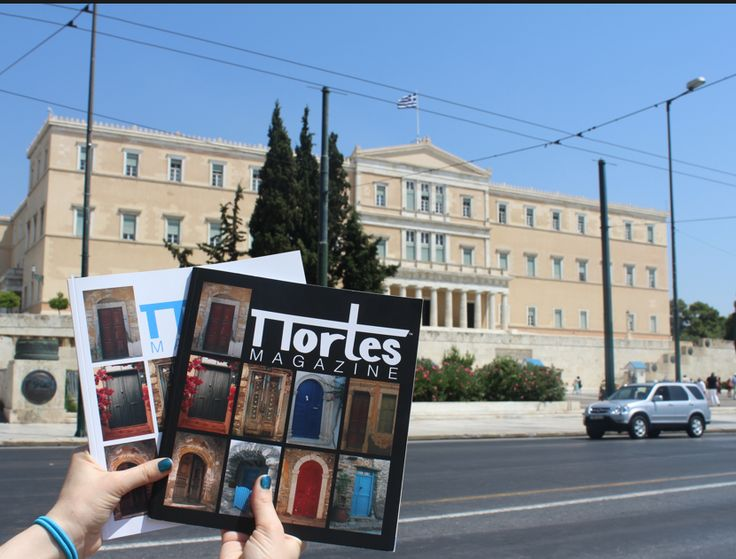 Portes at Syntagma!