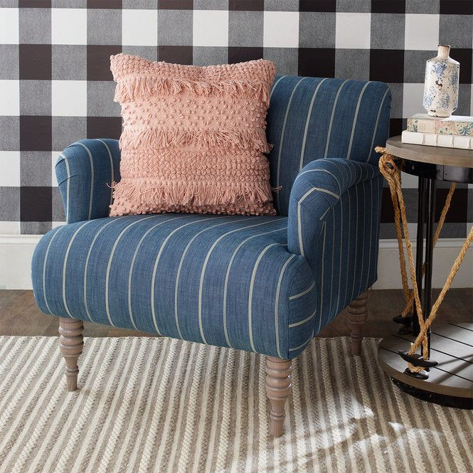 Check out Farmhouse Cozy Arm Chair from Shades of Light #ArmChair