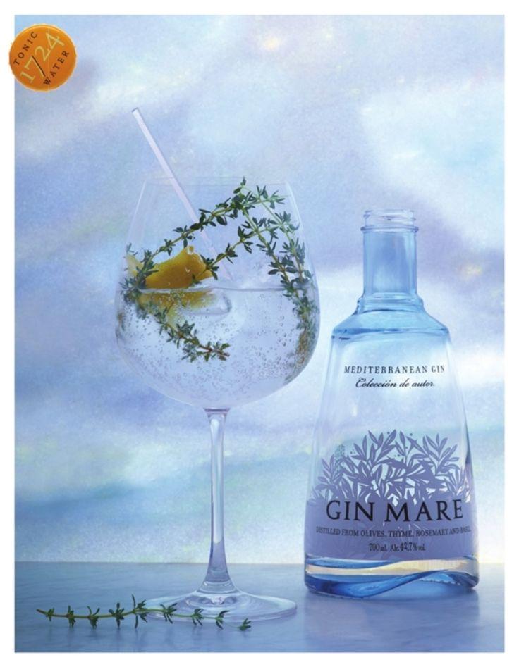 Gin Mare recipe