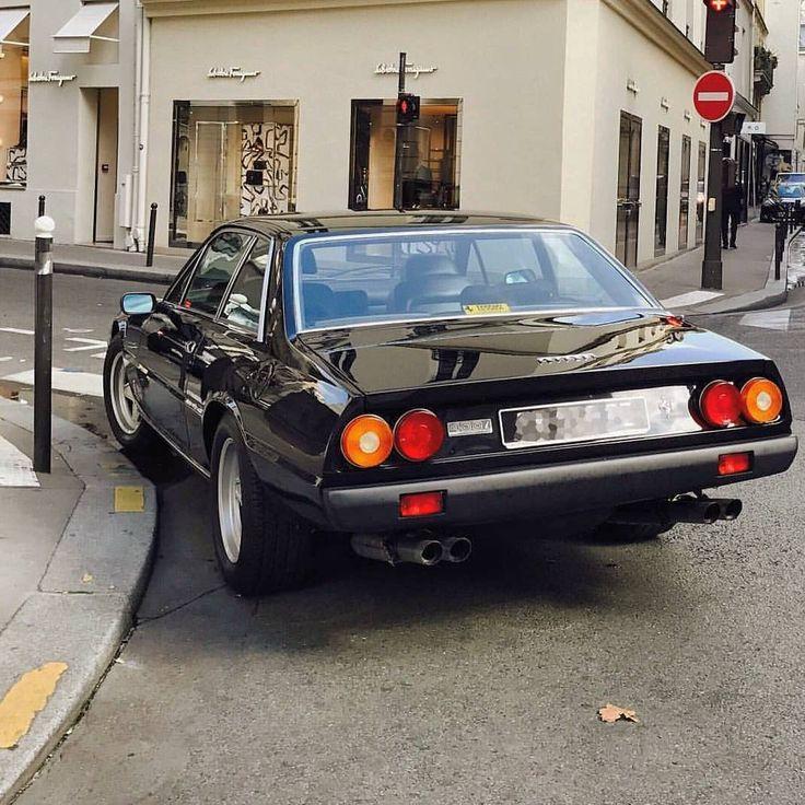 """359 Likes, 5 Comments - FERRARI ONLY ! (@ferrari.lovers) on Instagram: """"#Ferrari400i #Paris @arnaud_400i #400i #feragamo #france"""""""