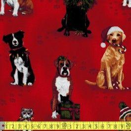 Holly Jolly Christmas 4 Pets Holiday $0.00