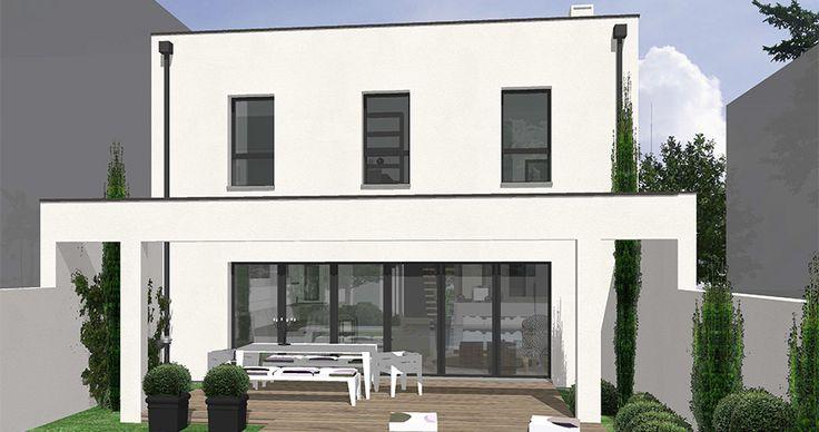 Plan de villa 'Gardenia' - Villas Côté Sud - Constructeur de Villas